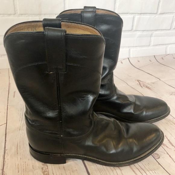 c2fb2ce2da5 JUSTIN Jackson roper boots